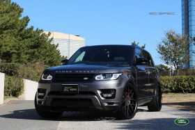 Range Rover Sports Autobiography
