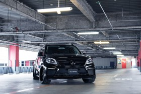 Mercedes GL550 BRABUS WIDE STAR
