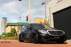 Mercedes S550L AMG pkg