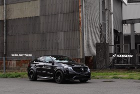 Mercedes GLE63S coupe