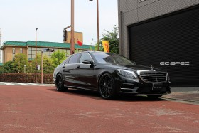 Mercedes  S550 AMG line
