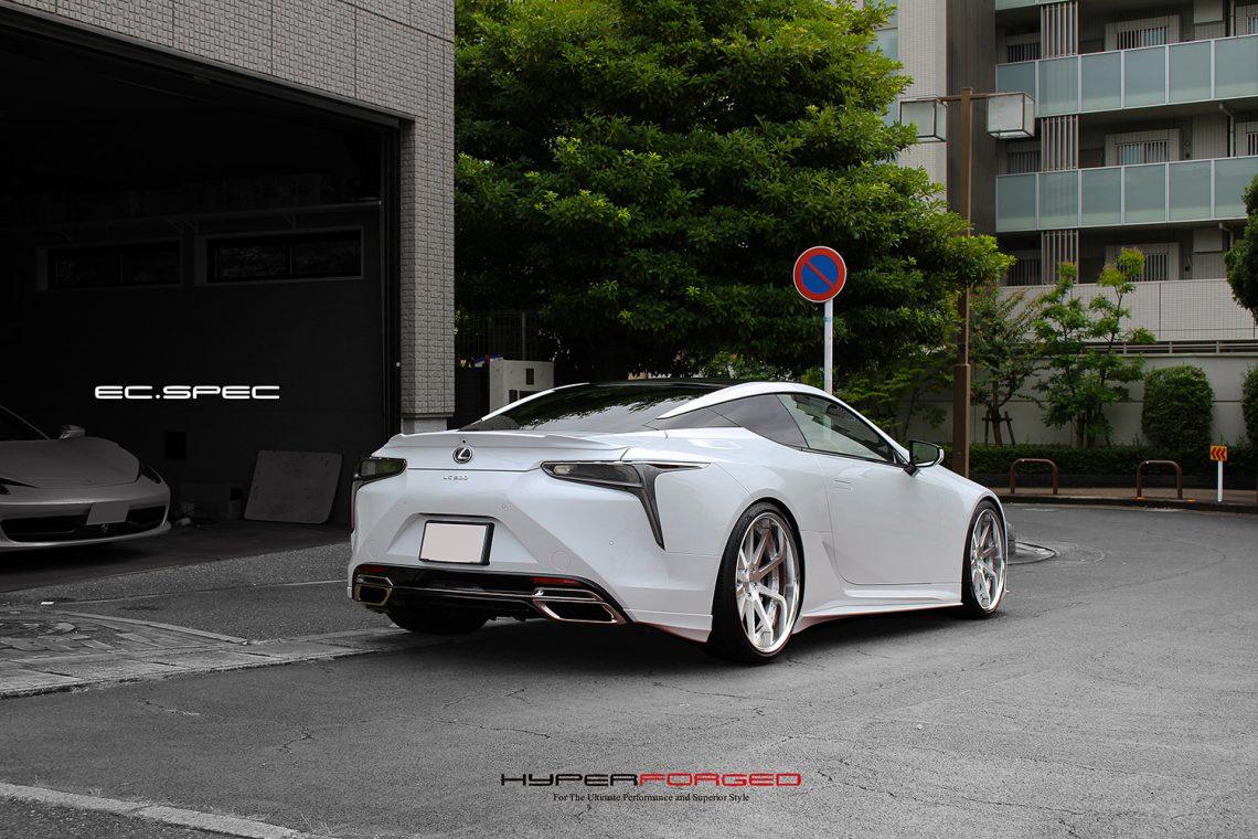 Lexus LC500 | EC.SPEC