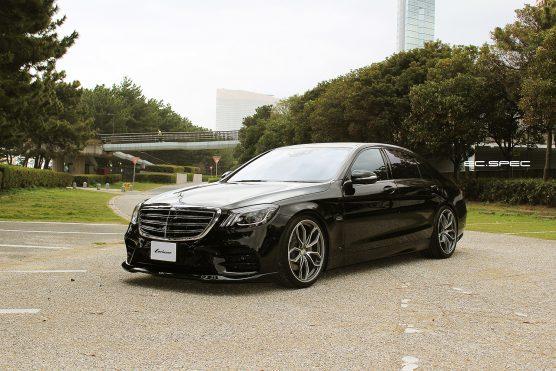 Mercedes  S560 AMG line